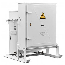 Комплектная трансформаторная подстанция КТПТО-80-11-У1